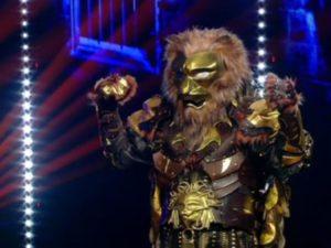chi è leone del cantante mascherato