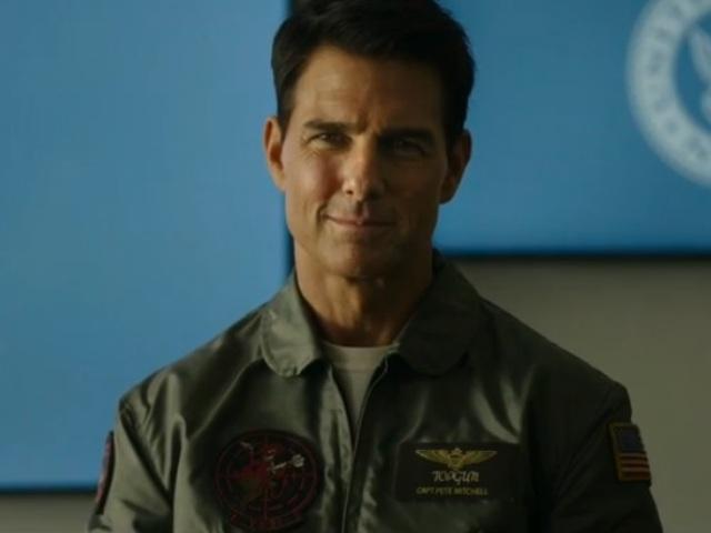 Foto di Tom Cruise in Top Gun 2
