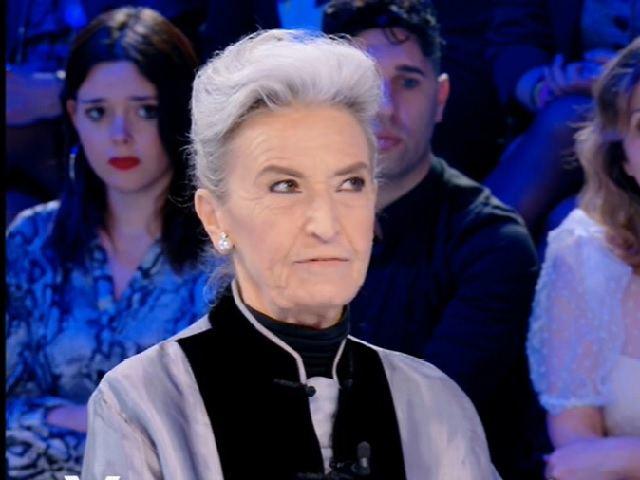 Barbara Alberti, Verissimo: perché l'addio al GF? La non risposta, sospetti