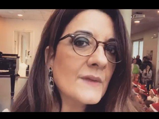 Catena Fiorello critica Diletta Leotta: