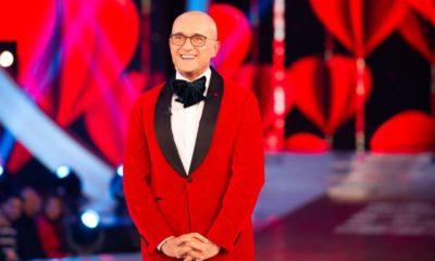 alfonso signorini giacca rossa