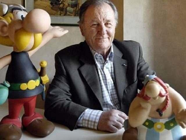 Alberto Uderzo è morto a 92 anni: era il disegnatore di Asterix
