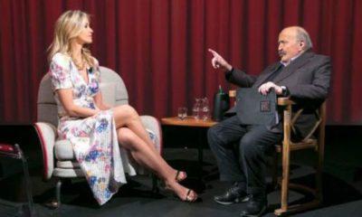 elena santarelli a l'intervista