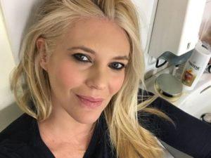 eleonora daniele selfie 2020