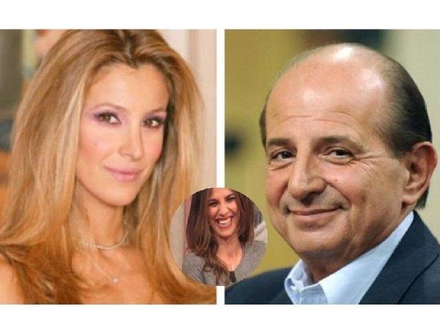 Roberta Morise bacchetta Eros Ramazzotti :