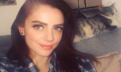 Annalisa foto Instagram con gatto