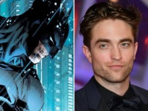 robert pattinson è il nuovo batman