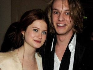 jamie campbell power e bonnie wright
