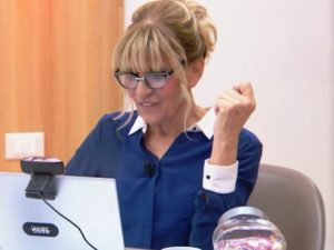Gemma Galgani a Ued nelle nuove puntate