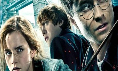 retroscena harry potter e i doni della morte
