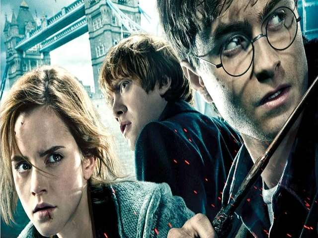 Harry Potter e Hermione bacio, il retroscena: Rupert Grint (Ron) lasciò il set