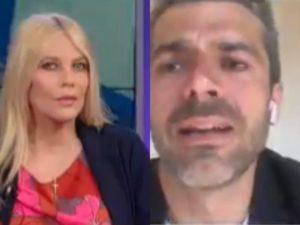 """Luca Argentero spiazza Eleonora Daniele: """"Non sapevo fossi incinta"""""""
