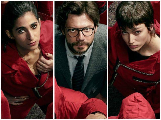 La casa di carta 4 in Italia da venerdì 3 aprile: a che ora esce su Netflix e numero episodi