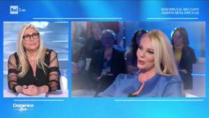 Eleonora Daniele, Mara Venier la sorprende in diretta: forte