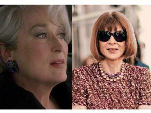 Il diavolo veste Prada, Miranda Priestly è Anna Wintour? Verità e curiosità