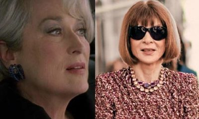 anna wintour Meryl Streep diavolo prada
