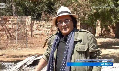 albano parla della sua pensione