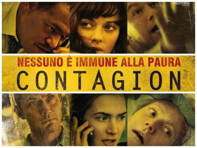 Contagion, in tv il film che ha