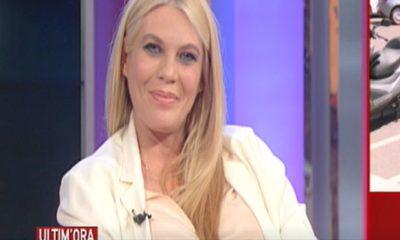 Eleonora Daniele capelli