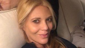 Eleonora Daniele, dettagli parto: contrazioni a Storie Itali