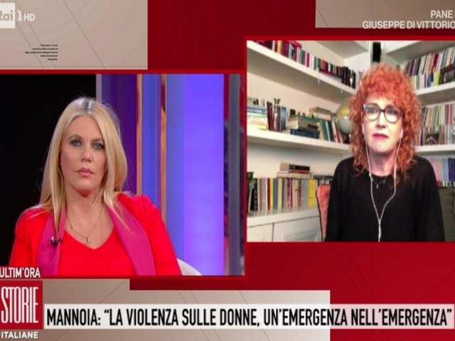 Fiorella Mannoia Eleonora Daniele
