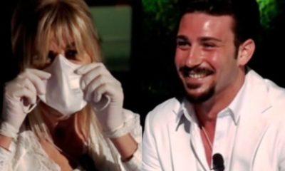 Gemma Galgani e Nicola ufficiale 26 anni ex fidanzata