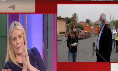 Storie Italiane Eleonora Daniele e giornalista