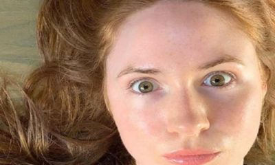 Karen Gillan capelli rossi occhi