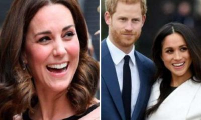 kate middleton, harry e meghan news