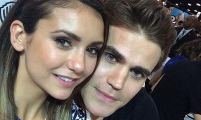 paul wesley e nina dobrev oggi the vampire diaries