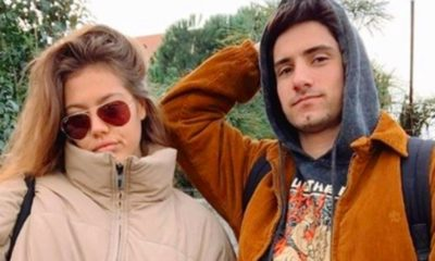 Una foto di Talisa e Javier assieme