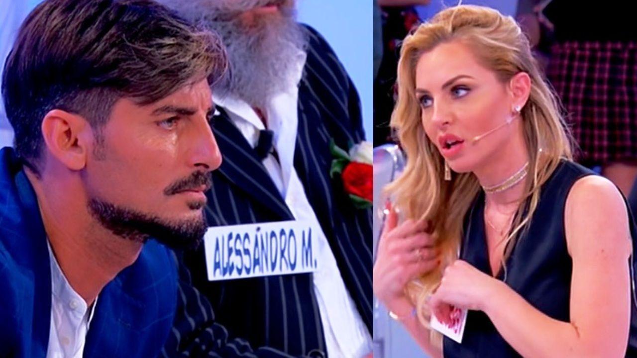 Veronica e Luca a Uomini e Donne