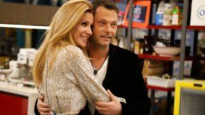 Il marito di Adriana Volpe riabbraccia la figlia: le parole della coppia