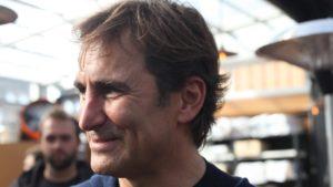 Alex Zanardi, grave incidente in handbike: intervento dell'elisoccorso