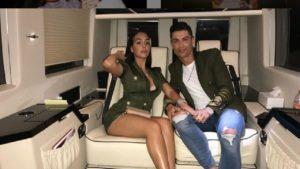 Georgina e Cristiano Ronaldo, festa 'cartoon' per i gemelli: