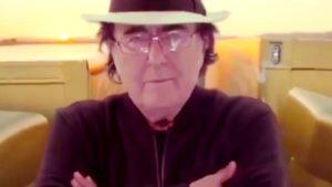 Albano, polemica guadagni e pensione: cantante senza parole,