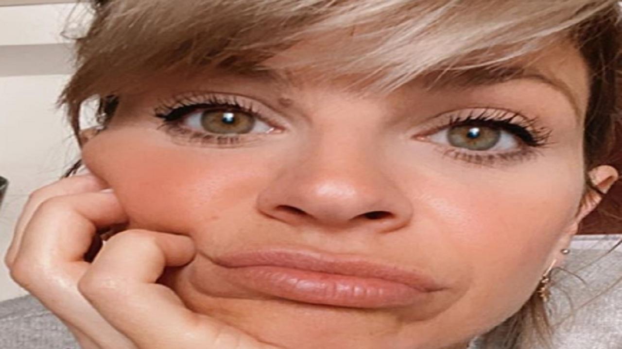 Alessandra Amoroso occhi verdi