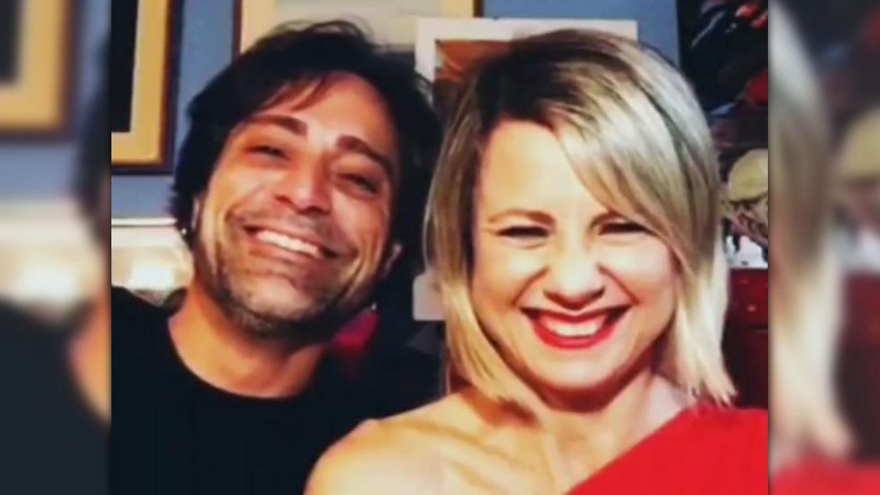 antonella elia e il fidanzato pietro sorrisi