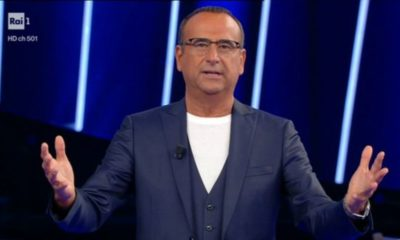carlo conti tv share