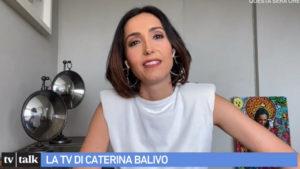 Caterina Balivo su Canale 5? Risponde direttamente Mediaset