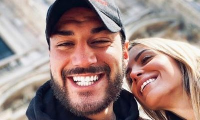 Foto di Claudia e Lorenzo insieme