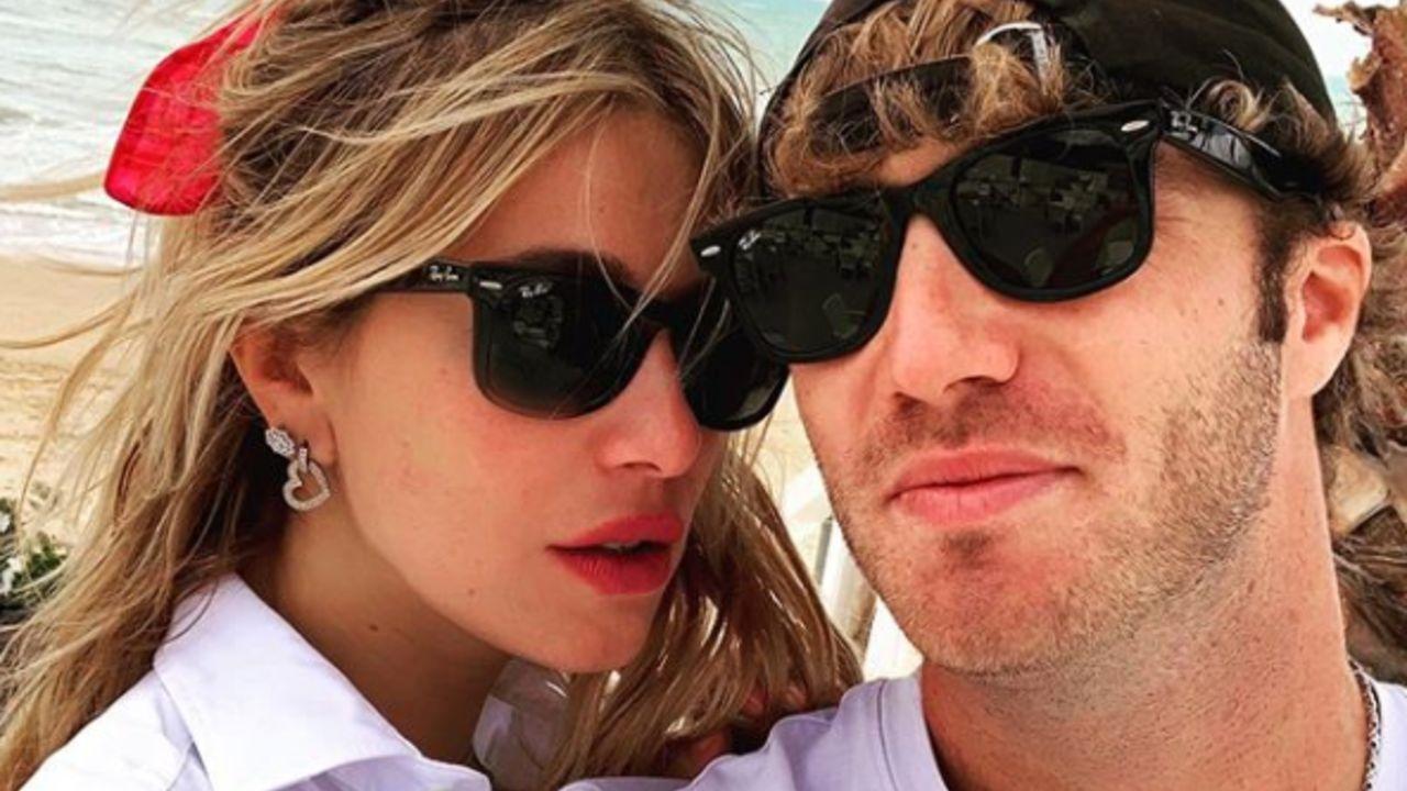 clizia e paolo occhiali da sole