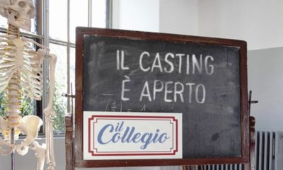 Foto casting Collegio 2020