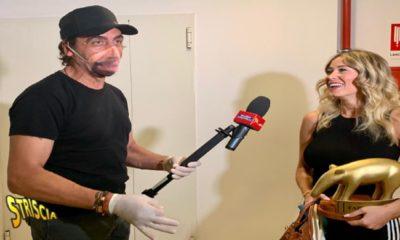 Diletta Leotta Valerio Staffelli