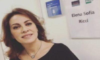 Elena Sofia Ricci primo piano