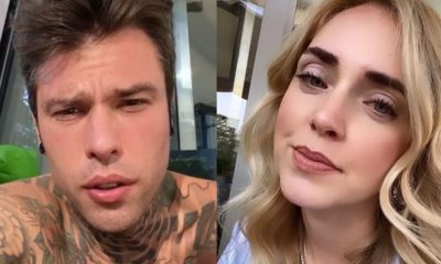 fedez e chiara video instagram