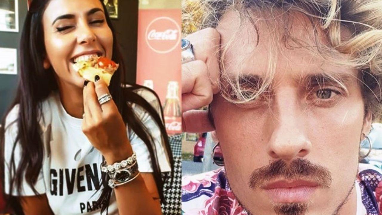 Foto di Flavio Barattucci e Valentina Galli insieme
