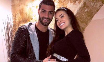 Federico Gregucci e Clarissa Marchese si abbracciano