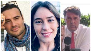 Maria Elena Boschi e Giulio Berruti insieme: Renzi incavolato, gossip