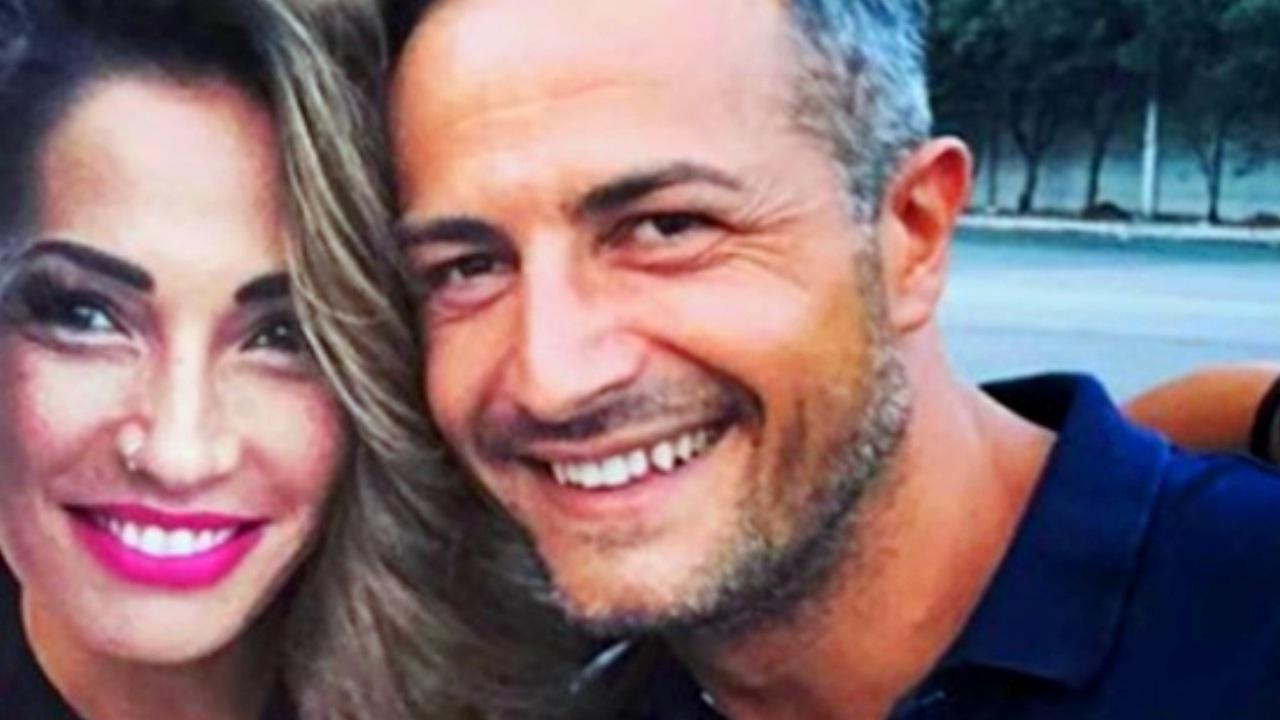 Foto di Ida e Riccardo insieme